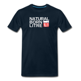 Men's Premium T-Shirt - deep navy