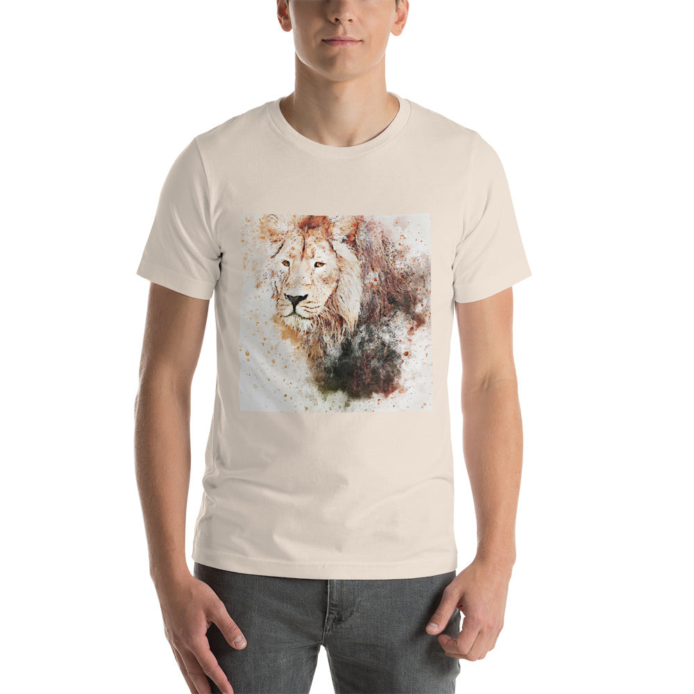 Lion-Unisex T-Shirt - Galliard Road