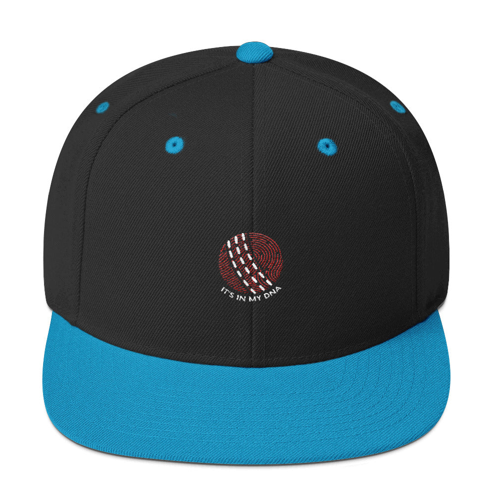 Cricket DNA Snapback Hat - Galliard Road