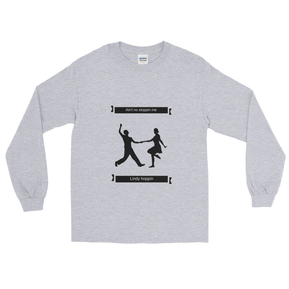 lindy-Long Sleeve T-Shirt - Galliard Road