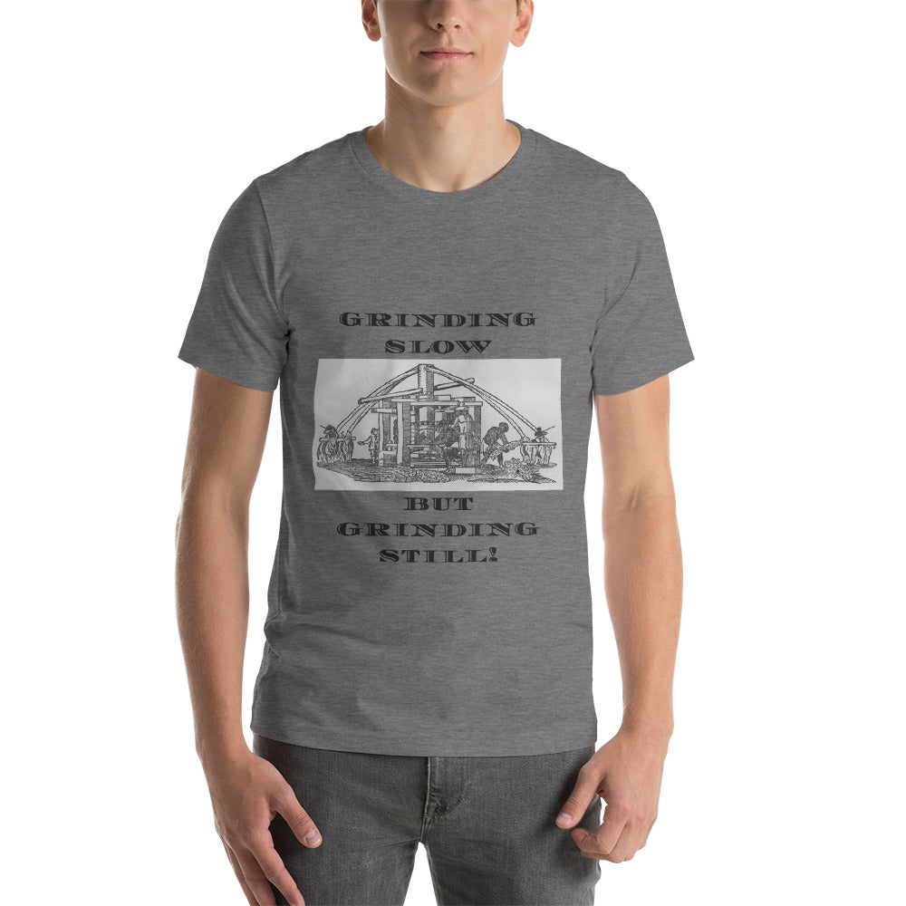 Slave Mill Unisex T-Shirt - Galliard Road