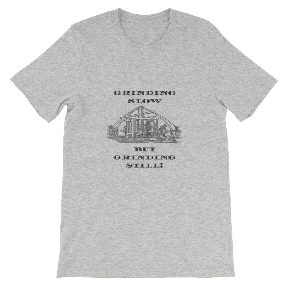 slave mill-Unisex T-Shirt - Galliard Road