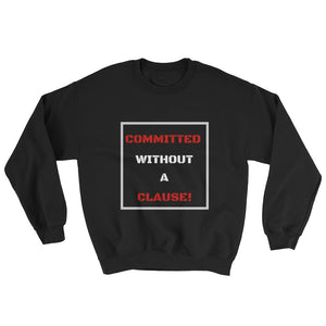 Committed-Sweatshirt - Galliard Road