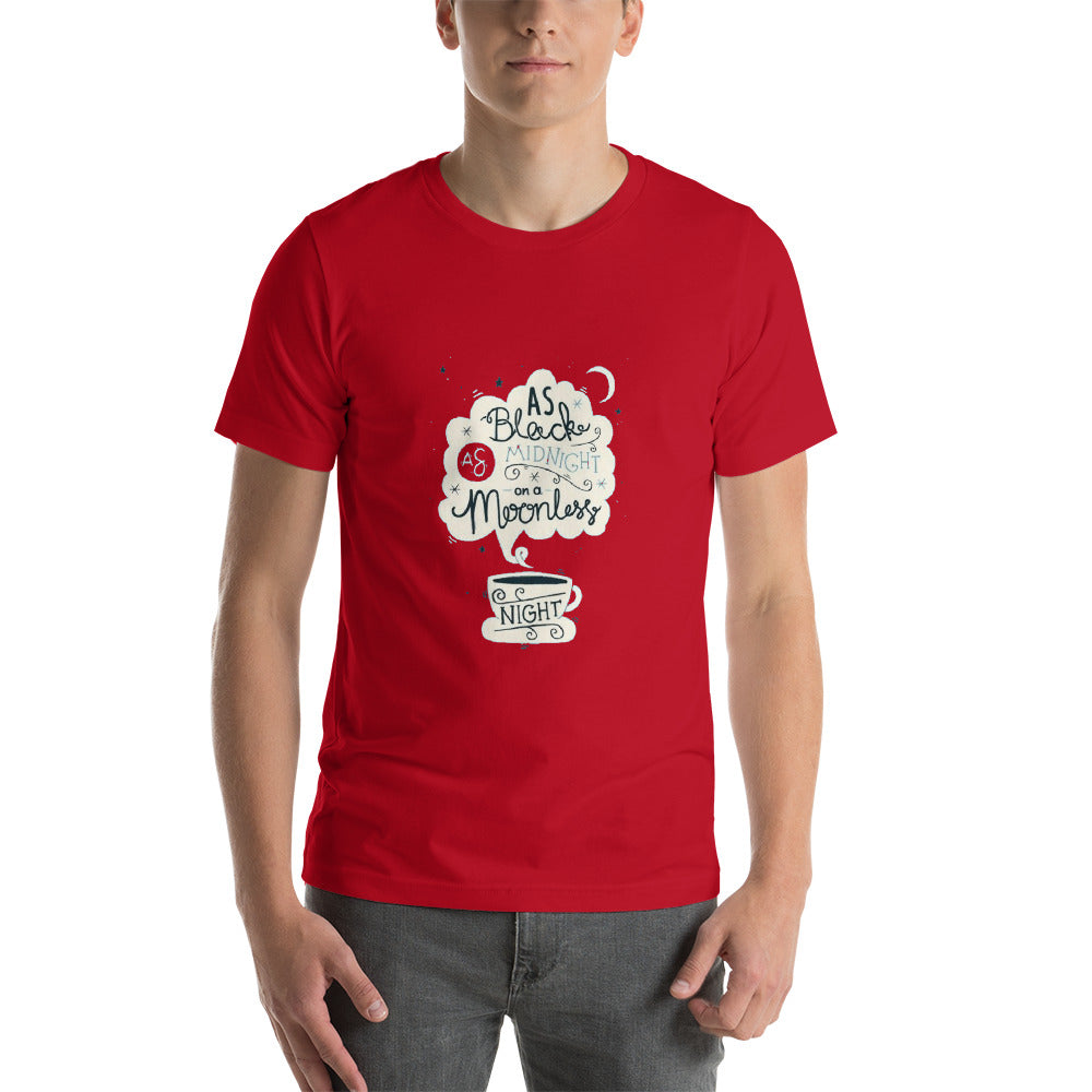 Mid night Unisex T-Shirt - Galliard Road