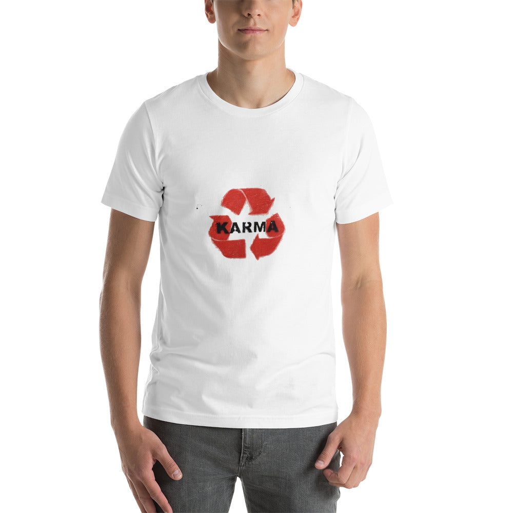 Karma, Unisex T-Shirt - Galliard Road