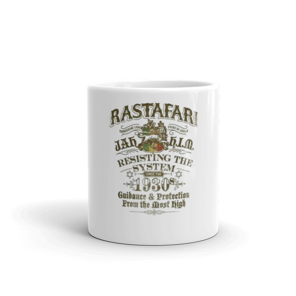 Rasta-Mug - Galliard Road