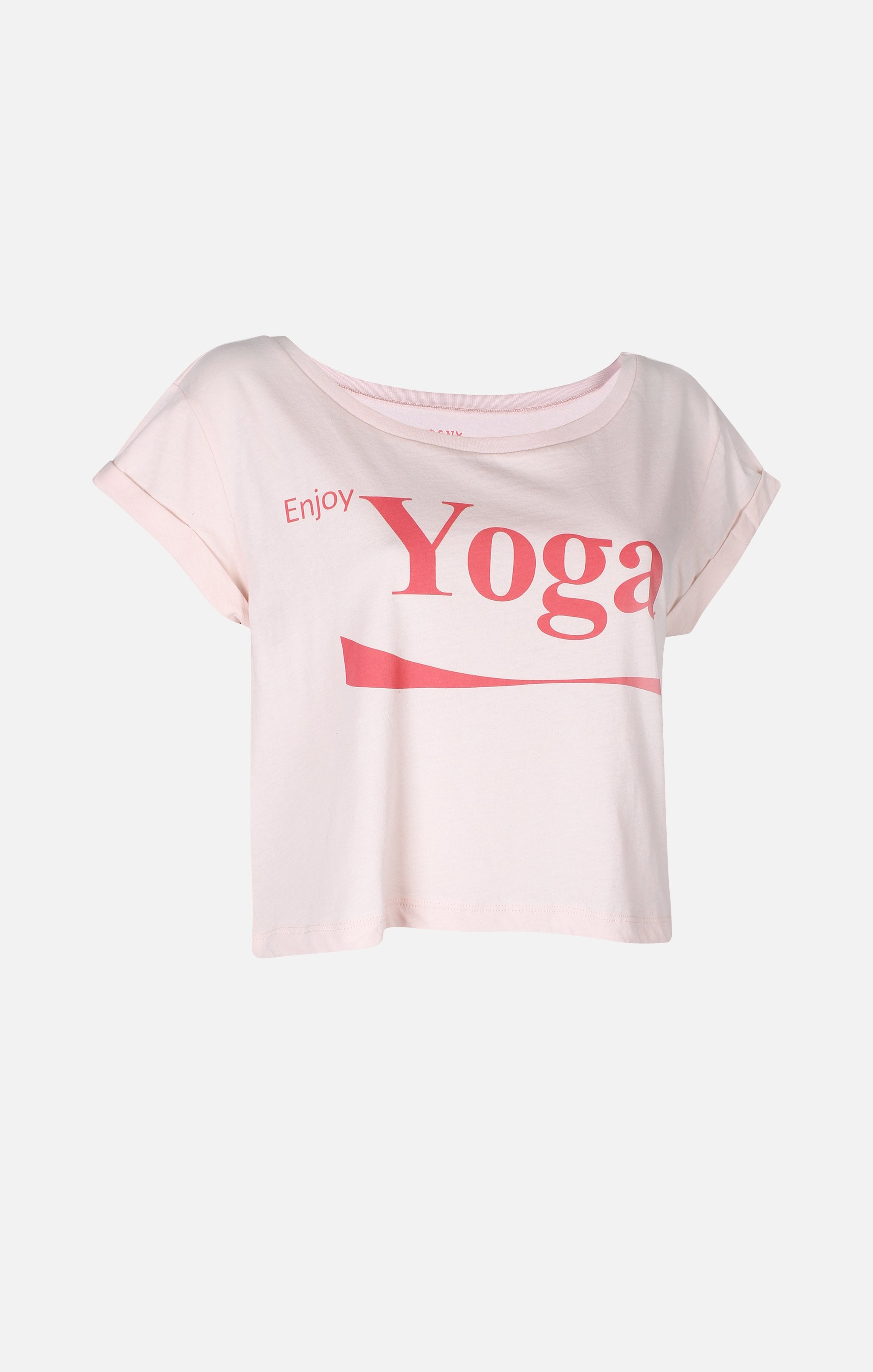 T-Shirt Enjoy Yoga