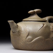 Oneice Authentic Yixing Teapot - Unique Nature Inspired Design