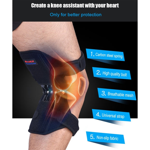 knee Strap Booster - WowDolphin.com