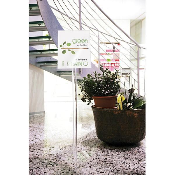 Espositore in plexiglass A3 - Top Eventi Store