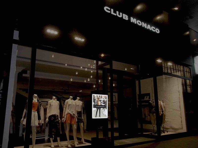 Cornice a scatto Retroilluminata LED A4 - Top Eventi Store