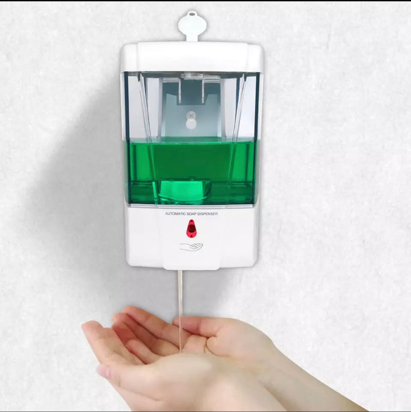 Dispenser Automatico da Parete 700 ml - Top Eventi Store