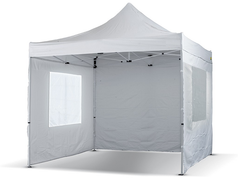 Gazebo PROFESSIONALE 3 x 3 Alluminio 45 MM