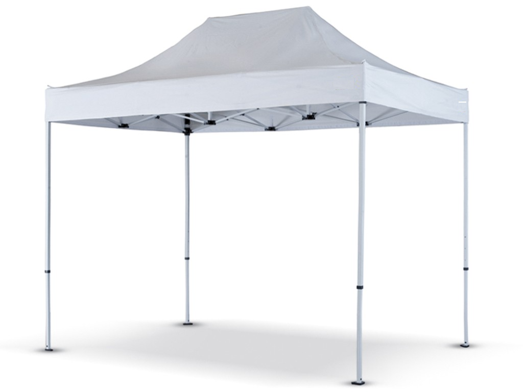 Gazebo Alluminio 3 x 4,5 45MM - Top Eventi Store