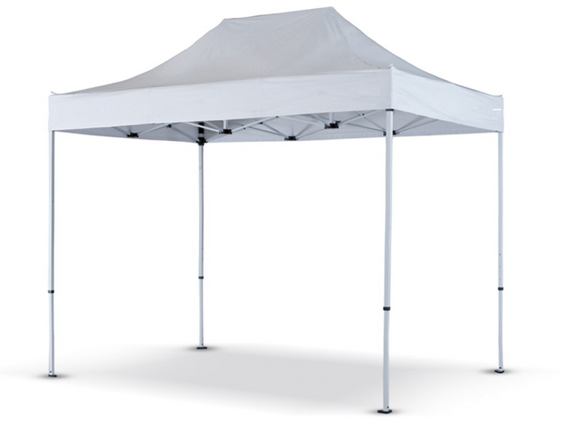 Gazebo easy up 3 x 4,5 ACCIAIO 40 MM
