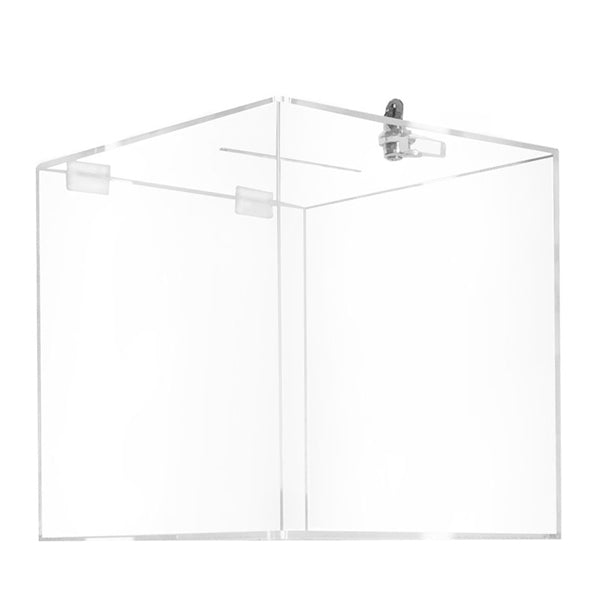 Urna in plexiglass CUBO - Top Eventi Store