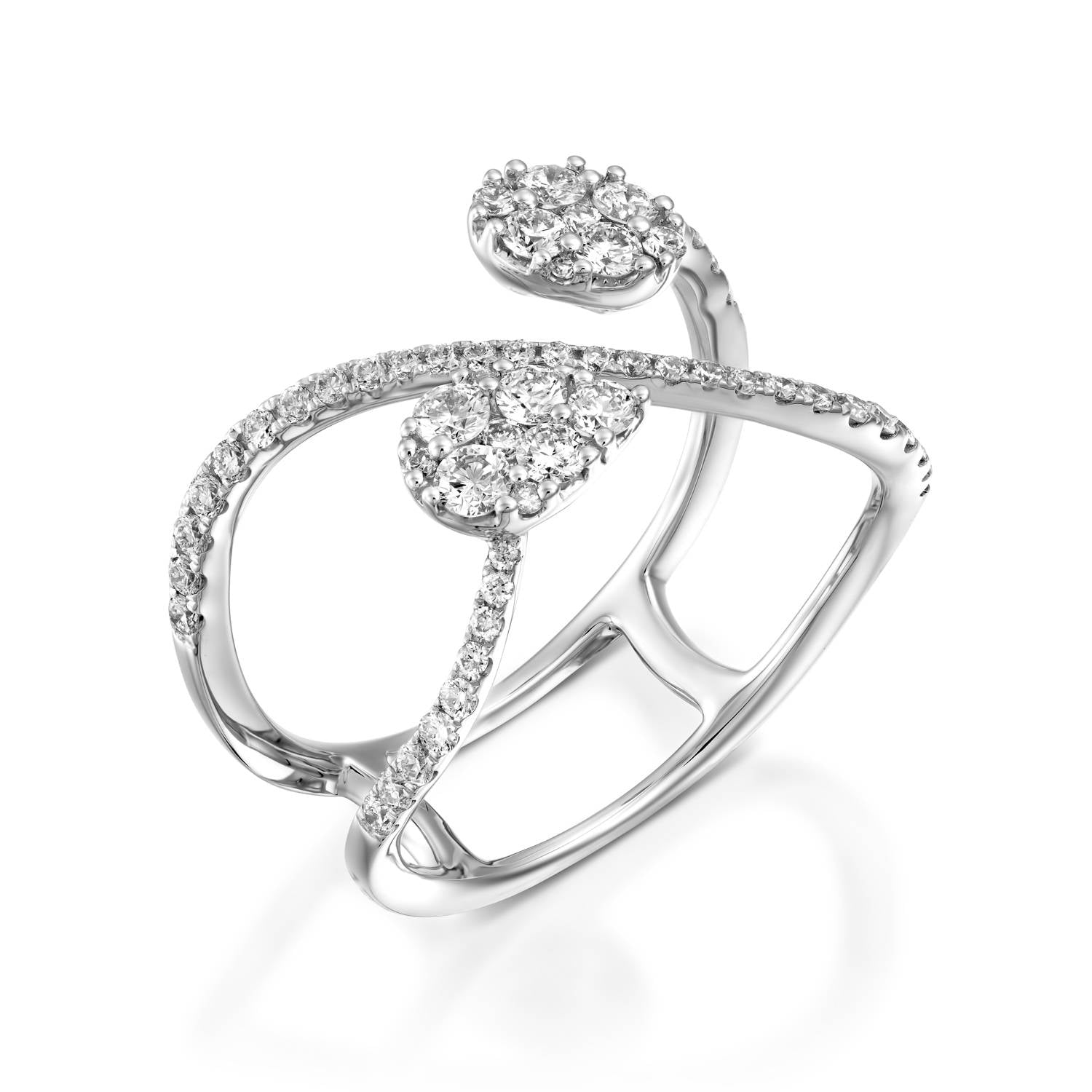 pear designs engagement jewelry product ring shape infinity