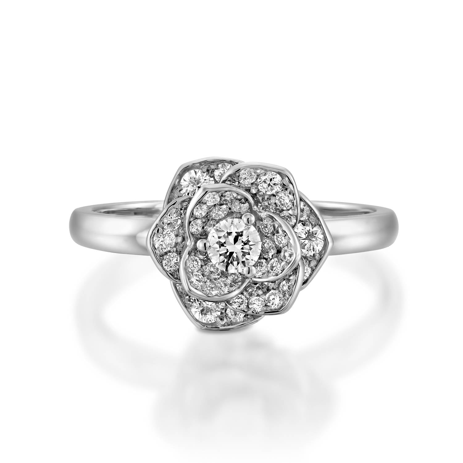 rings ring copy shared cushion diamond in diamonds reuven gitter engagement prong yellow gold product