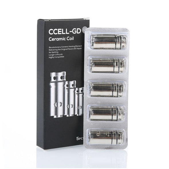 VAPORESSO GUARDIAN CCELL REPLACEMENT COIL - The King of Vape