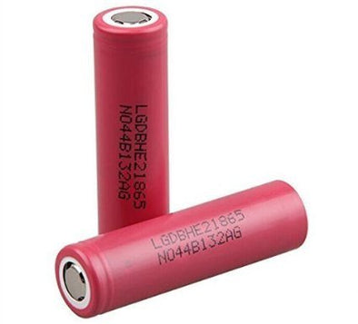 LG 18650 HE2 2500mAh Rechargeable Battery