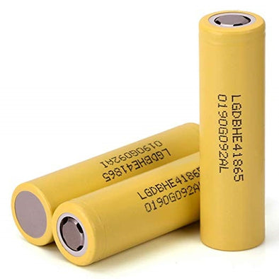 LG IMR18650 HE4 Rechargeable Battery