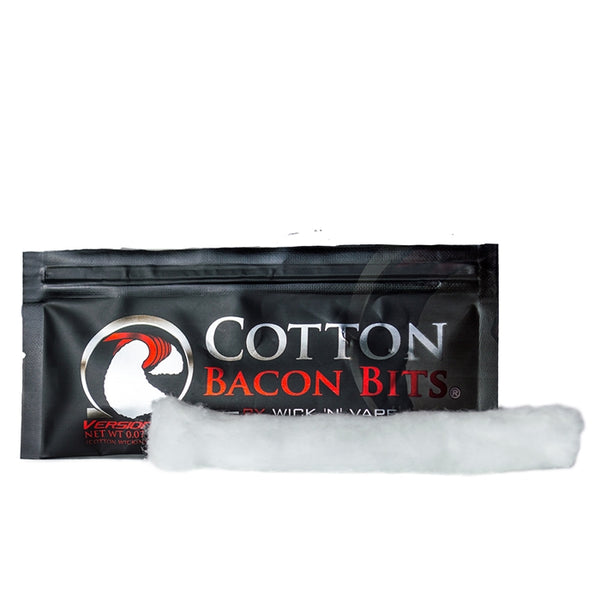 Wick 'n' Vape - Cotton Bacon Bits