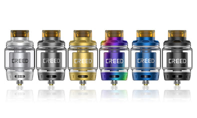 Geek Vape Creed 25mm RTA - The King of Vape