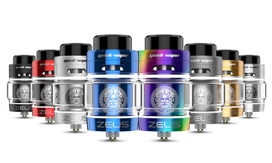 ZEUS DUAL RTA by Geek Vape - The King of Vape