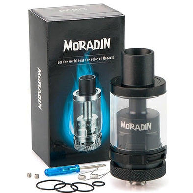 Cloud iCloudCig Moradin RTA - The King of Vape