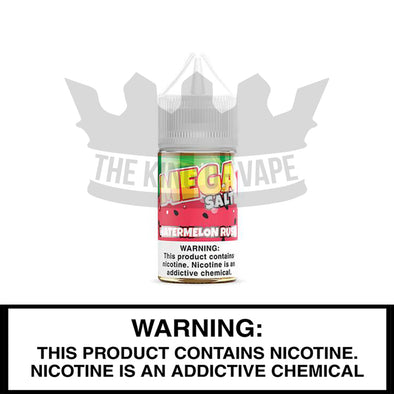 Watermelon Rush Salt by Mega E-Liquids - 30ml - The King of Vape