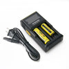 NITECORE D2 BATTERY CHARGER - The King of Vape