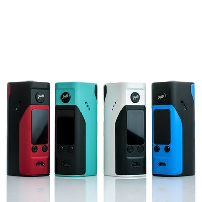 WISMEC REULEAUX RX200S BOX MOD - The King of Vape