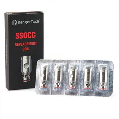 SSOCC Replacement Coil - 5 Pack - The King of Vape