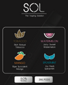 SOL - Pods: WATERMELON- The Vaping Solution - The King of Vape