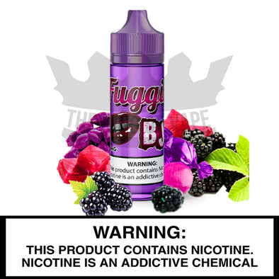 BJ by Fuggin E-Liquid - The King of Vape