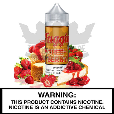CheeBerry by Fuggin E-Liquid - The King of Vape