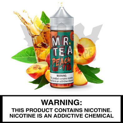 Fuggin - Mr. Tea - Peach Iced Tea - The King of Vape