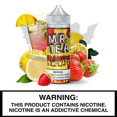 Fuggin - Mr. Tea - Strawberry Lemonade - The King of Vape