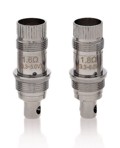 ASPIRE NAUTILUS BVC COILS 1.6 OR 1.8 OHMS COILS - The King of Vape