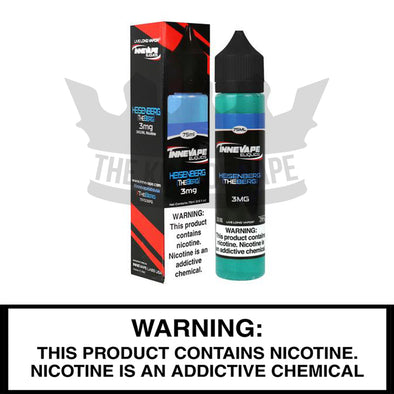 Innevape Heisenberg 75ml Vape Juice - The King of Vape