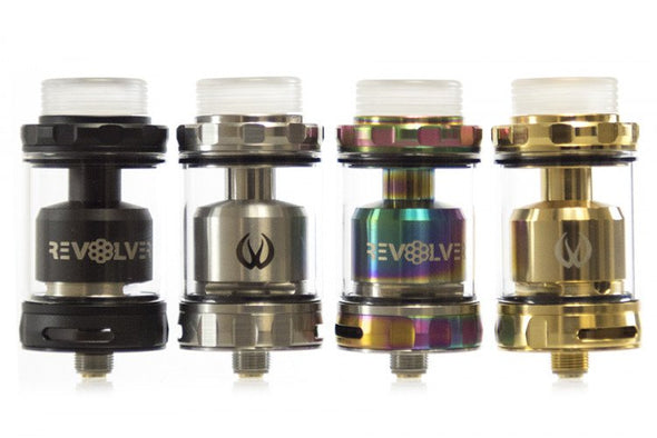 REVOLVER RTA by Vandy Vape - The King of Vape