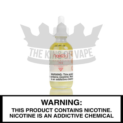 Naked 100 - Hawaiian Pog On Ice - 60ml - The King of Vape