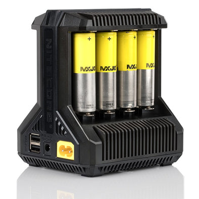 NITECORE I8 INTELLICHARGER BATTERY CHARGER - EIGHT BAY - The King of Vape