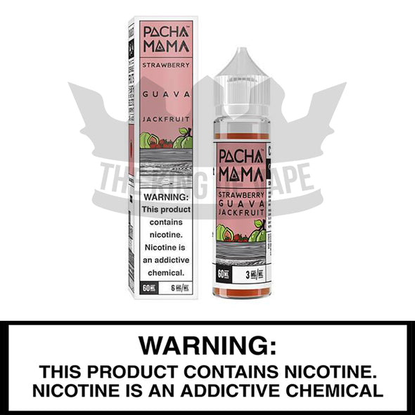 STEAWBERRY GUAVA JACK BY CHARLIE'S CHALK DUST PACHAMAMA - The King of Vape