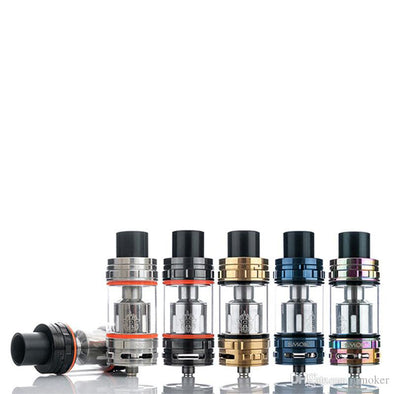 SMOK TFV8 CLOUD BEAST OCTUPLE COIL SUB-OHM TANK WITHOUT RBA - The King of Vape