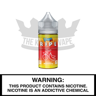 Straw Nanners By Ripe Collection SALTS - The King of Vape