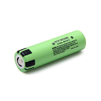 Panasonic NCR - 18650 - 3.7V - 3200mAh - The King of Vape