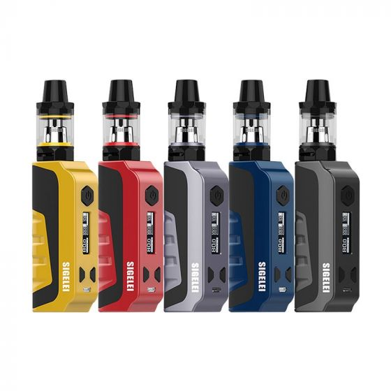 SIGELEI E1 80W STARTER KIT - The King of Vape