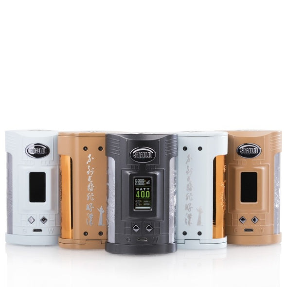SIGELEI GW 257W TC BOX MOD - The King of Vape