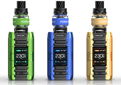 SMOK E-PRIV 230W & TFV12 PRINCE STARTER KIT - The King of Vape